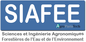 SIAFEE - AgroParisTech